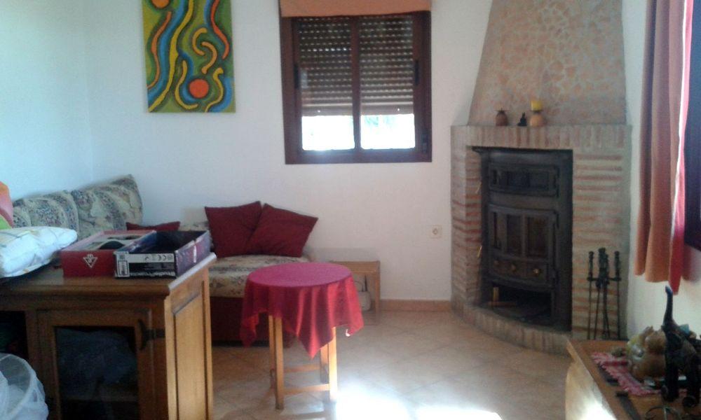 Einzug ins Haus in Sedella am La Maroma in Andalusien - 6Mar18-01