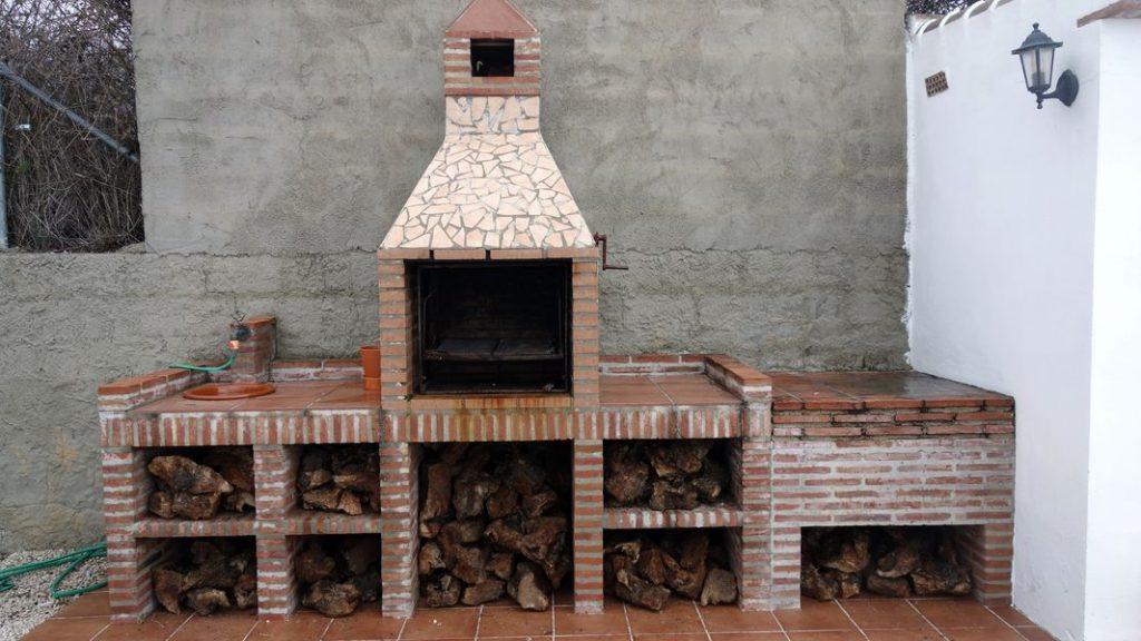 Haus außen - El Molino del Maroma in Sedella, Andalusien - 03