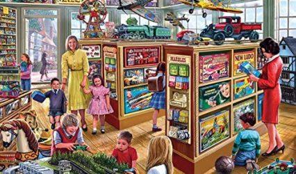 Der unendliche Spielzeugladen
